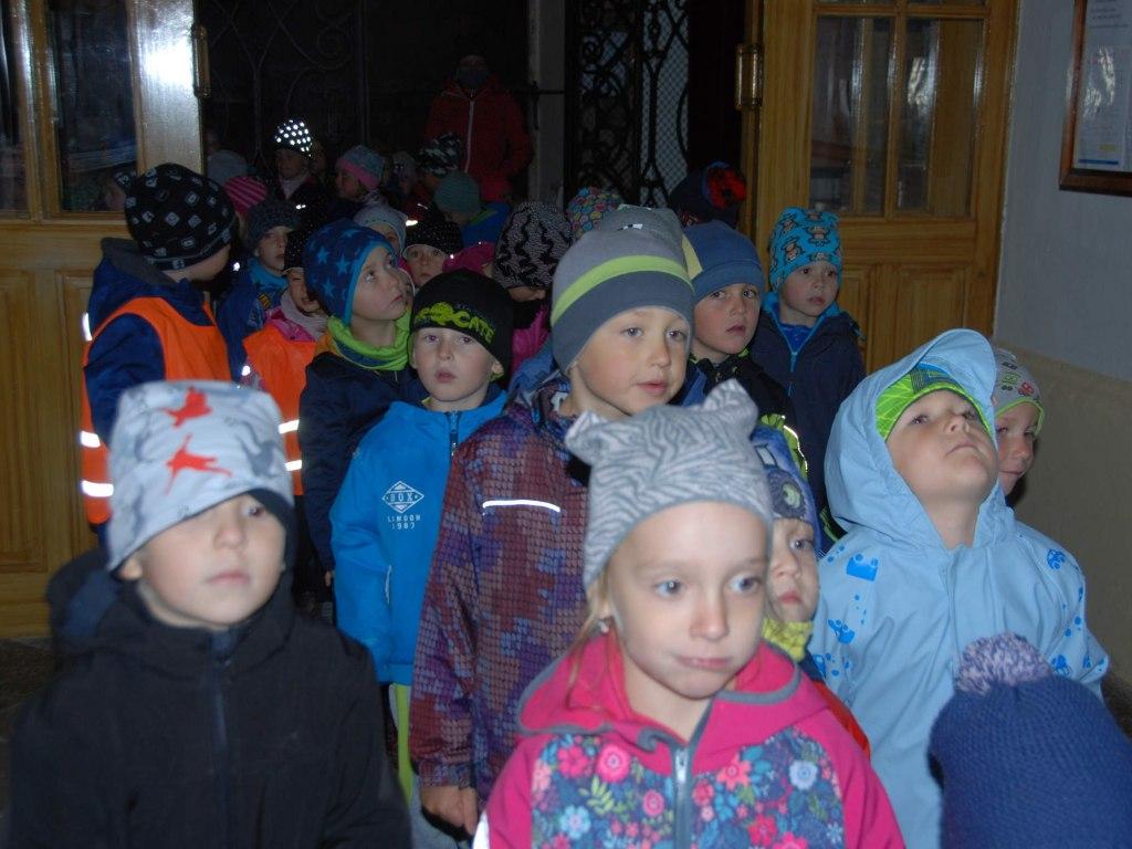 Návštěva kostela sv. Václava v Novém Veselí 2