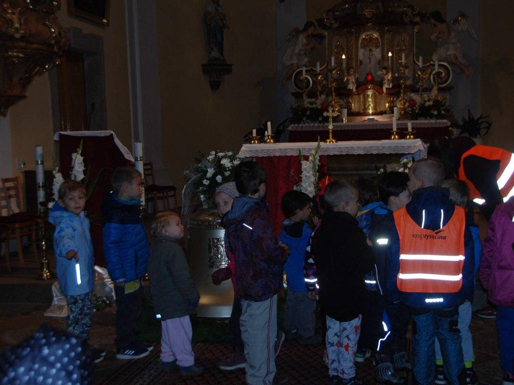 Návštěva kostela sv. Václava v Novém Veselí 3