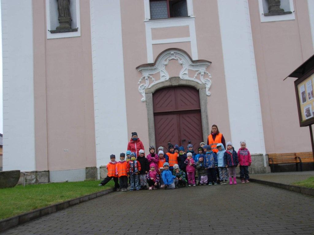 Návštěva kostela sv. Václava v Novém Veselí 4