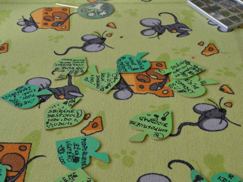 Žabky Kuňka a Žbluňk motivují děti pro tvorbu ekokodexu 1