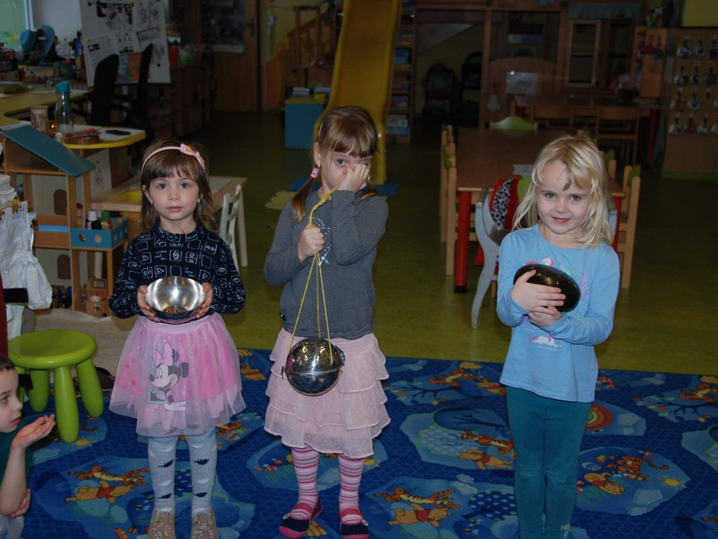 Tři Králové ve třídách 3