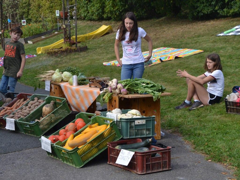 Školičkový farmářský trh 3