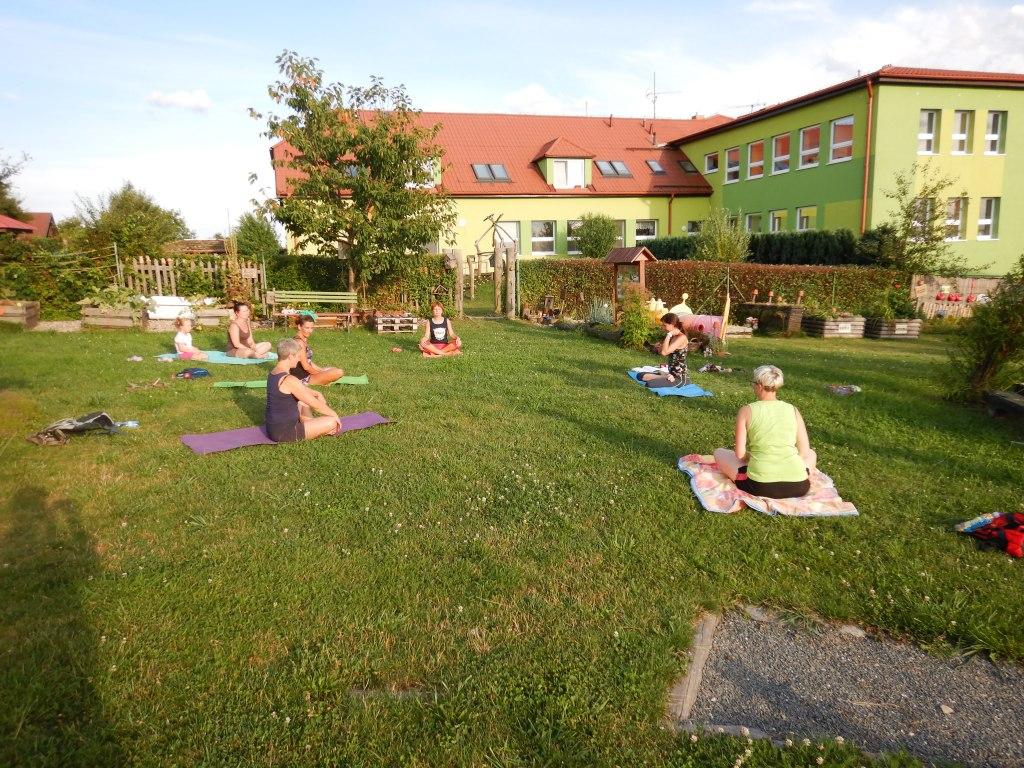 cvičení jóga 6