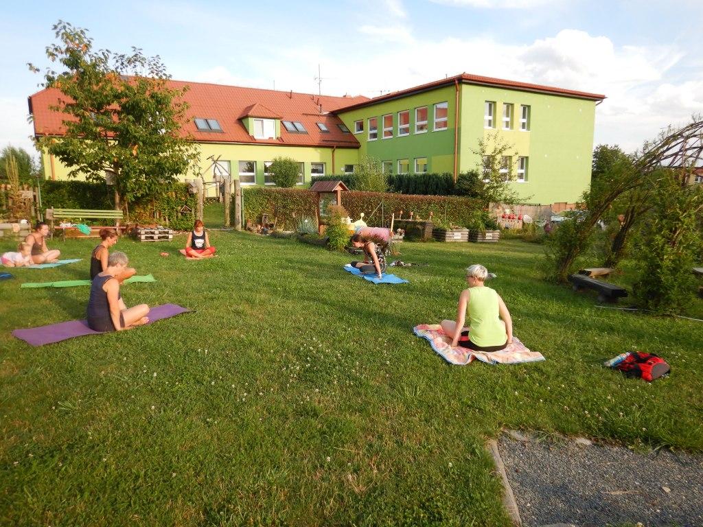 cvičení jóga 7
