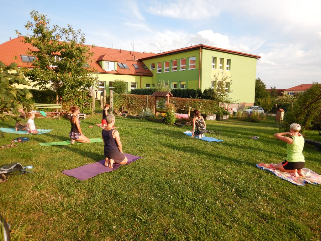 cvičení jóga 9