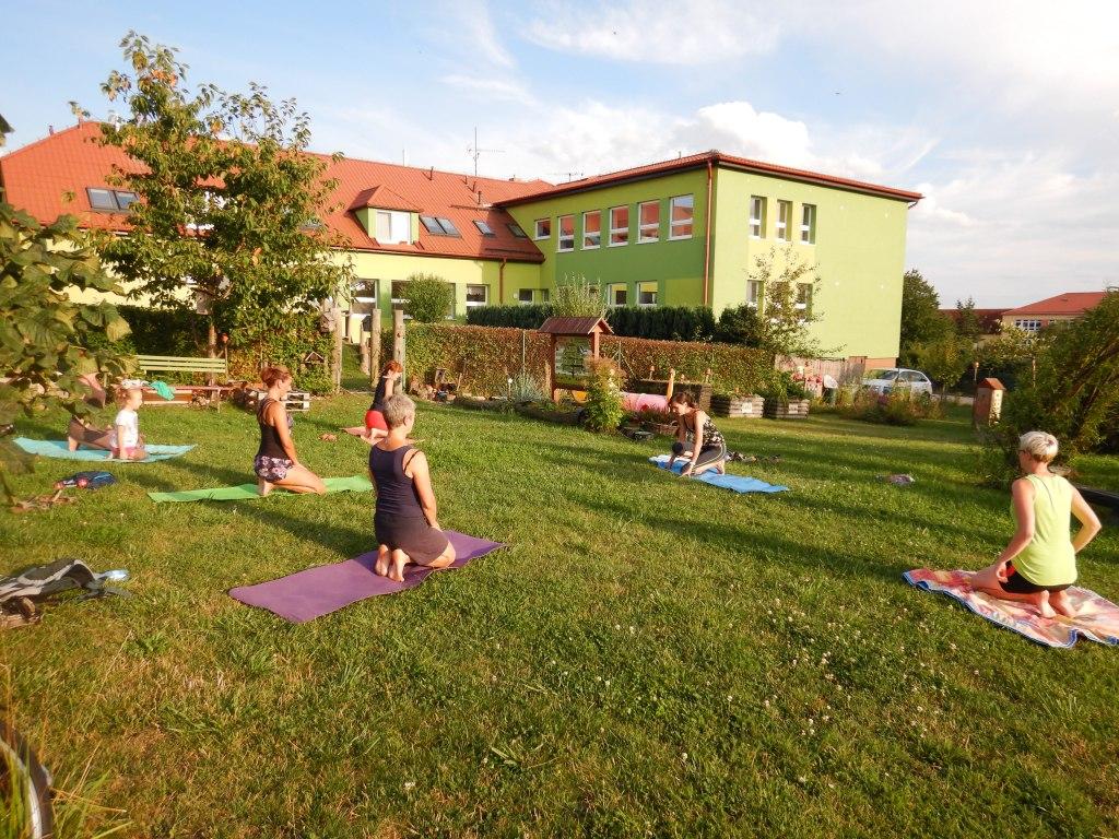 cvičení jóga 10