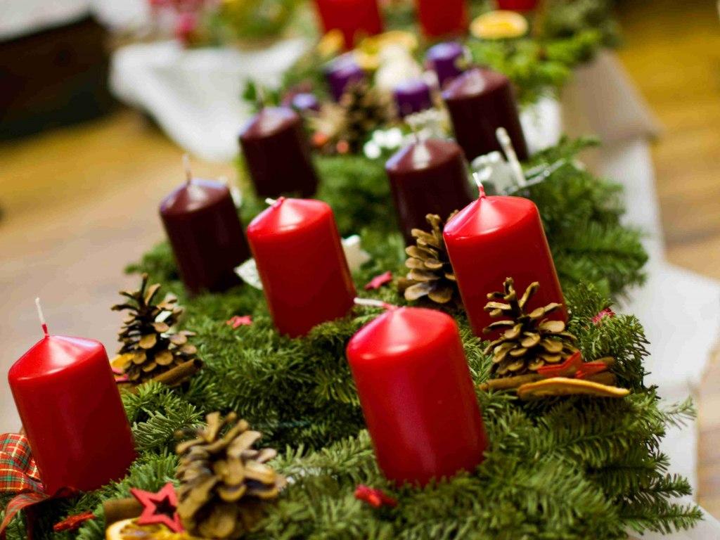 Vánoční jarmark a adventní zpívání 1