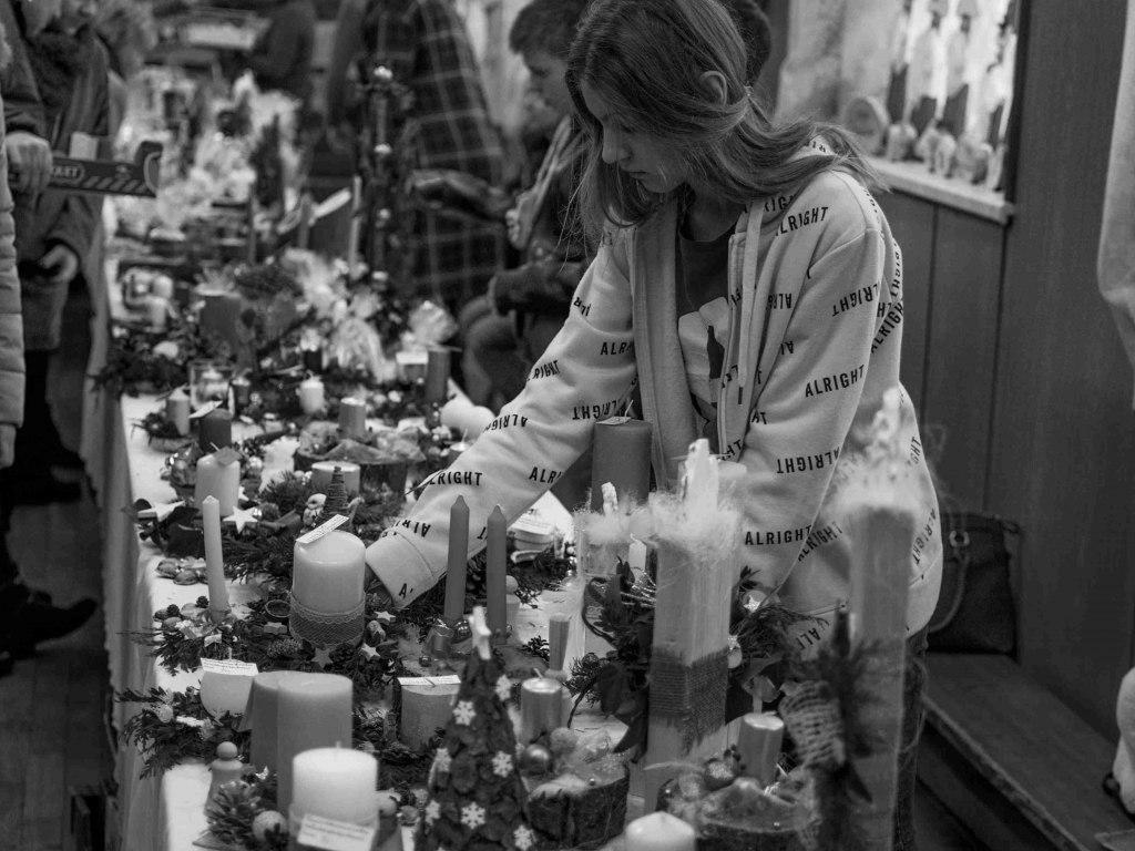Vánoční jarmark a adventní zpívání 2
