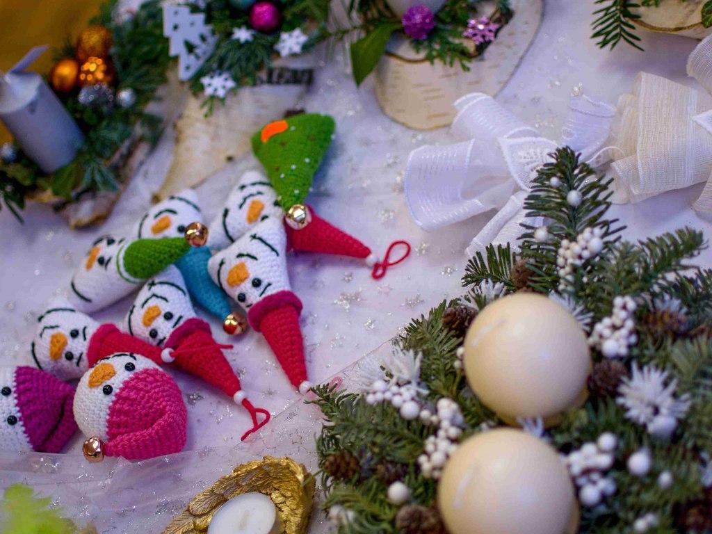 Vánoční jarmark a adventní zpívání 3