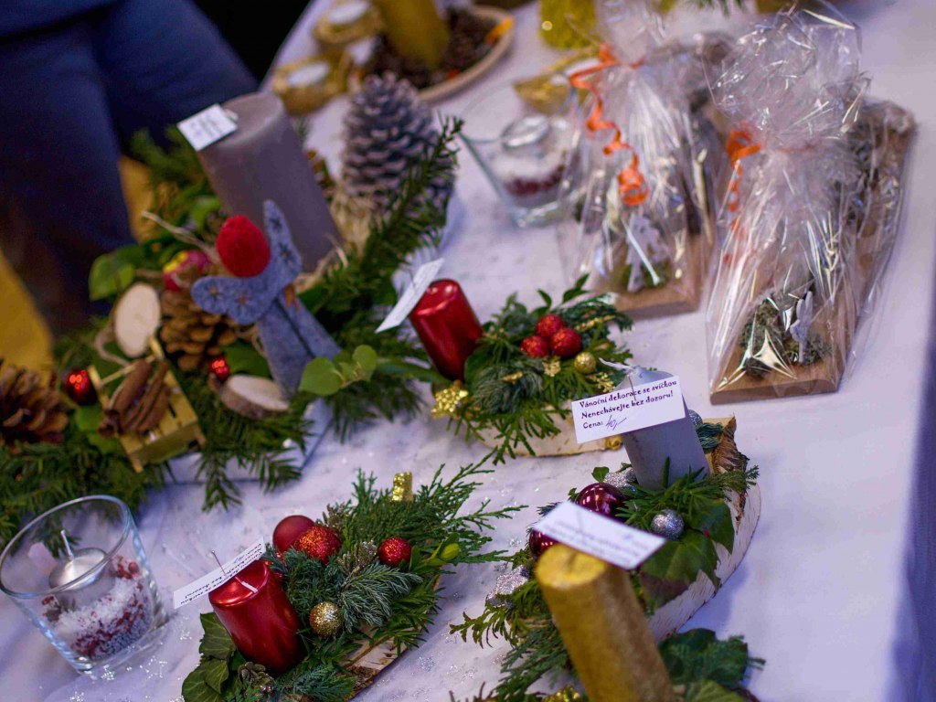 Vánoční jarmark a adventní zpívání 4