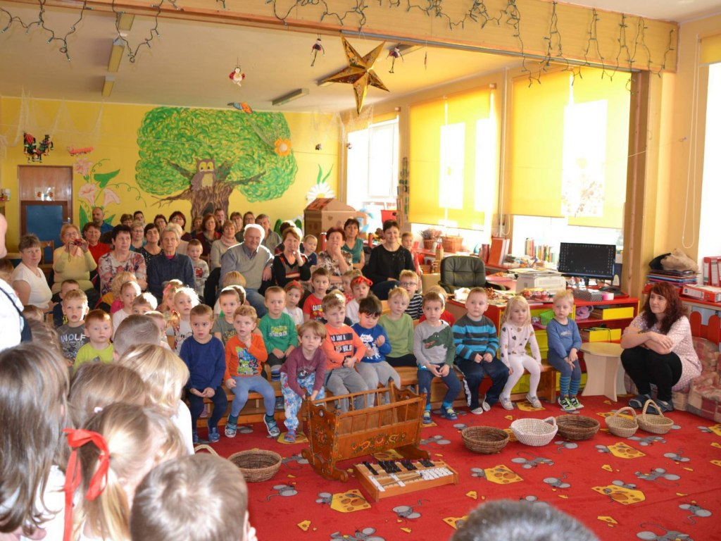 Vánoční kavárna pro babičky a dědečky 3