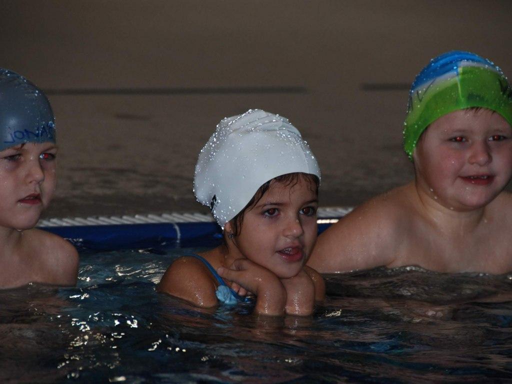 Předplavecký kurz pro předškoláky 2