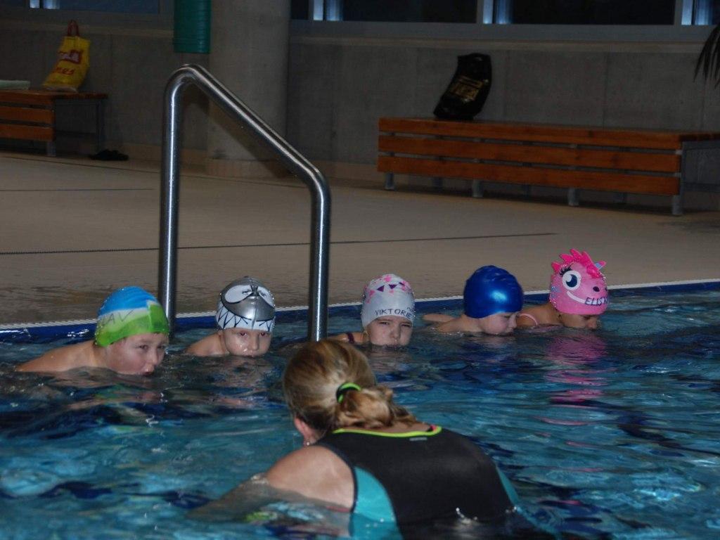 Předplavecký kurz pro předškoláky 3
