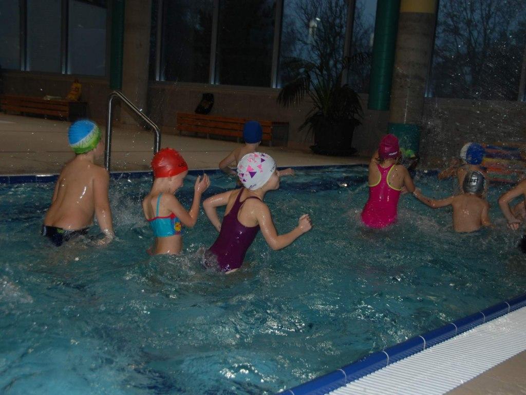 Předplavecký kurz pro předškoláky 4